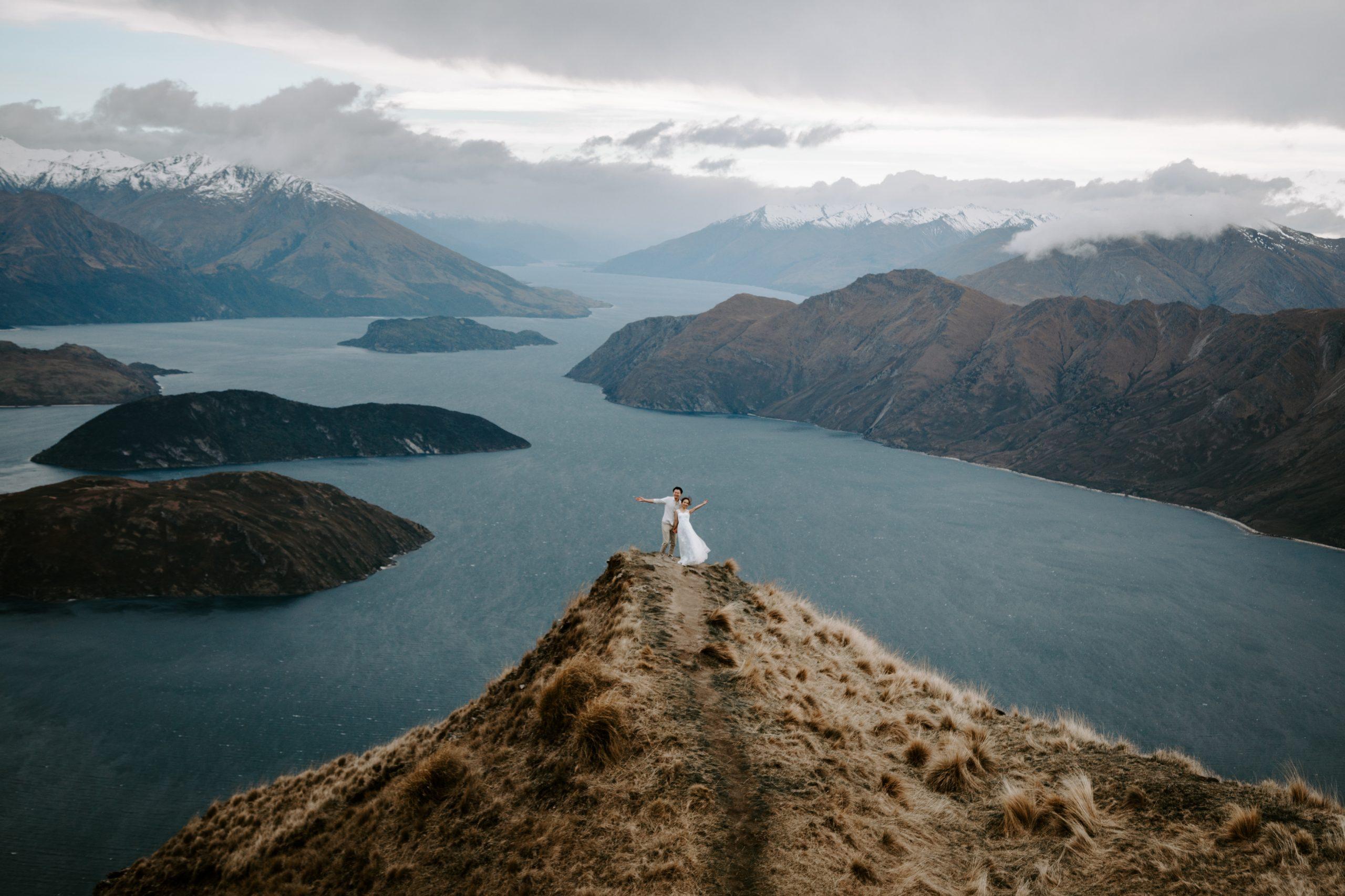 corromandel peak wedding