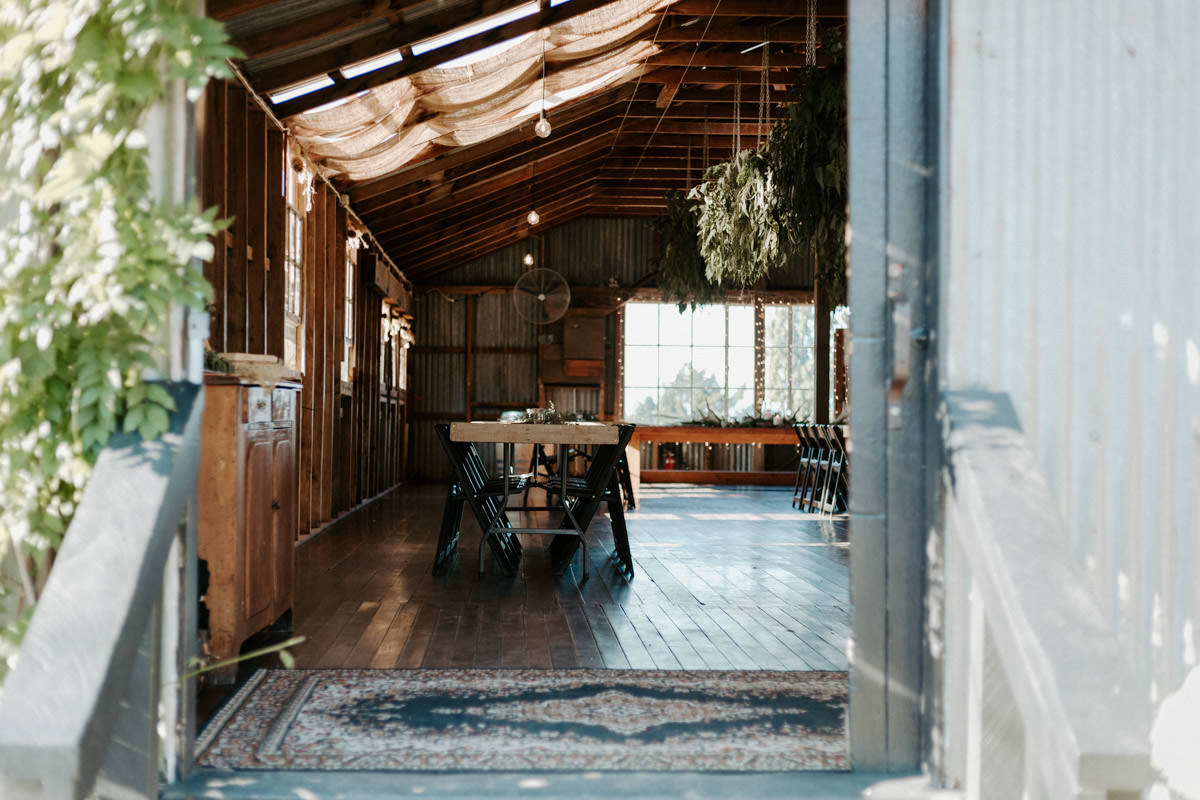criffel woolshed venue