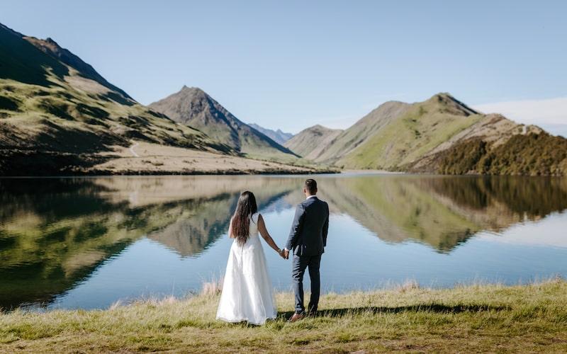 elopement at moke lake