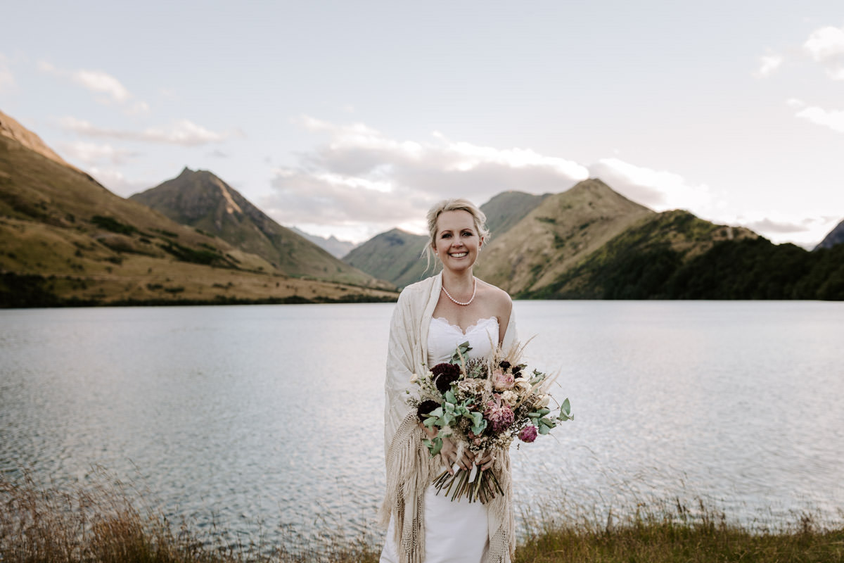 lakeside wedding new zealand
