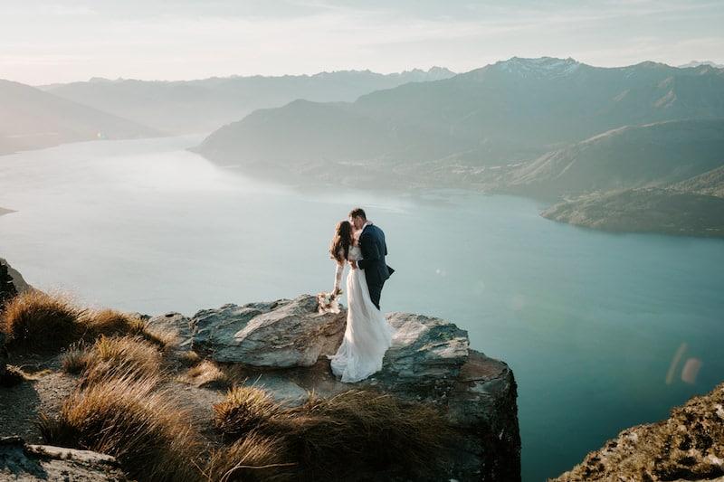 cecil peak weddings