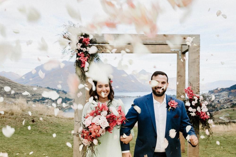 newzealand elopement location
