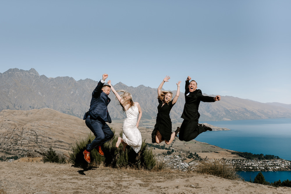 places to elope in queenstown