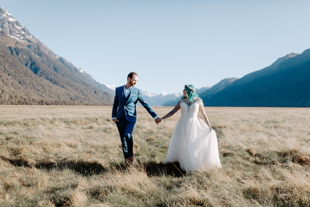 where to elope in nz