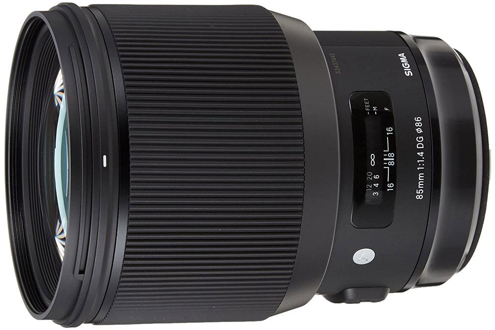 sigma 85mm lens