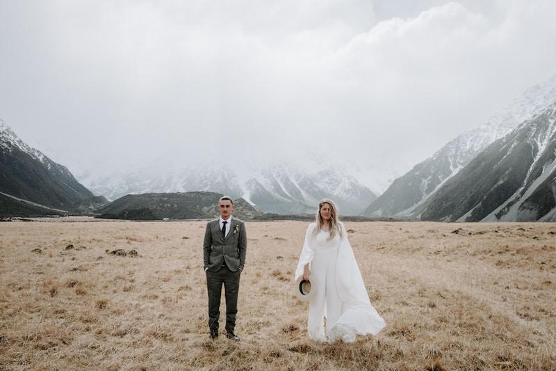 newzealand elopement weddings