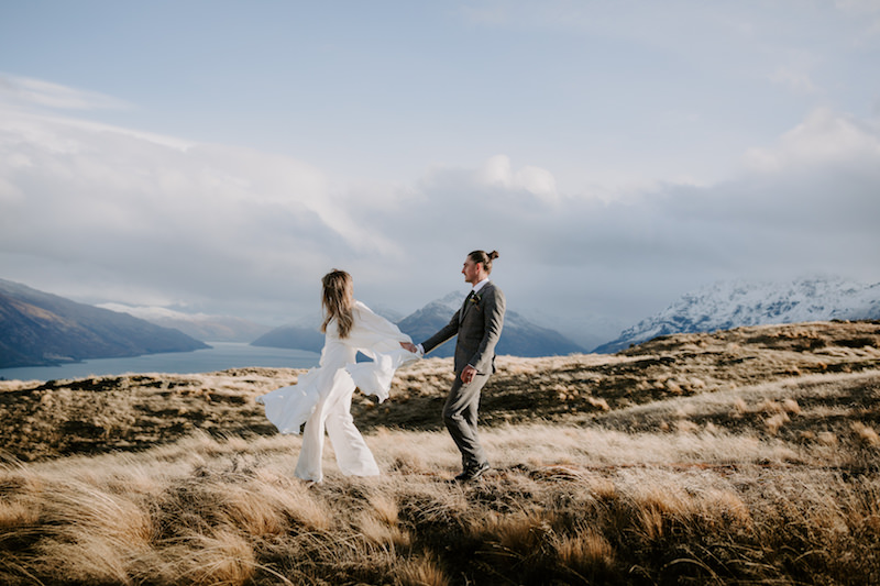 elopement packages nz
