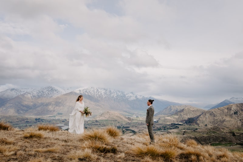 newzealand elopement places