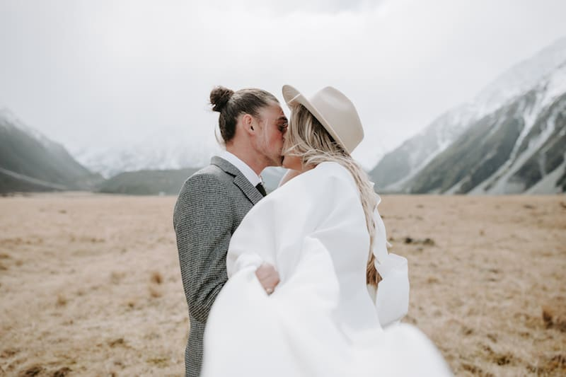 south island elopement photographer
