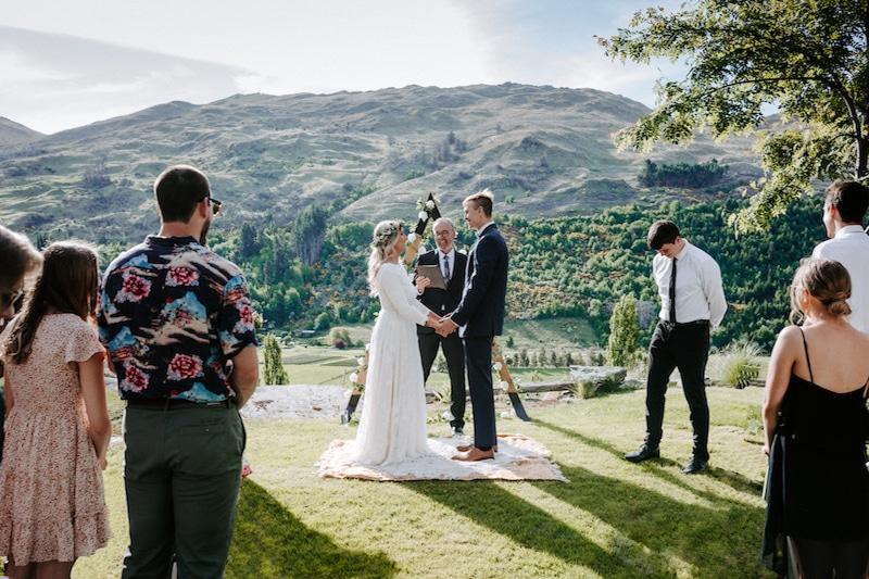 elopements in newzealand