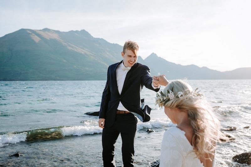 kelvin heights wedding
