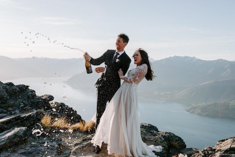 new zealand elopement deals