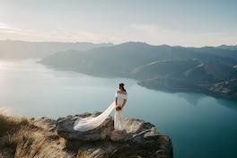 cecil peak elopement