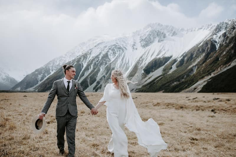 elopement packages new zealand