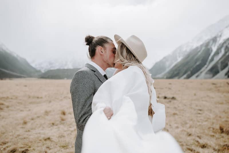 newzealand elopement