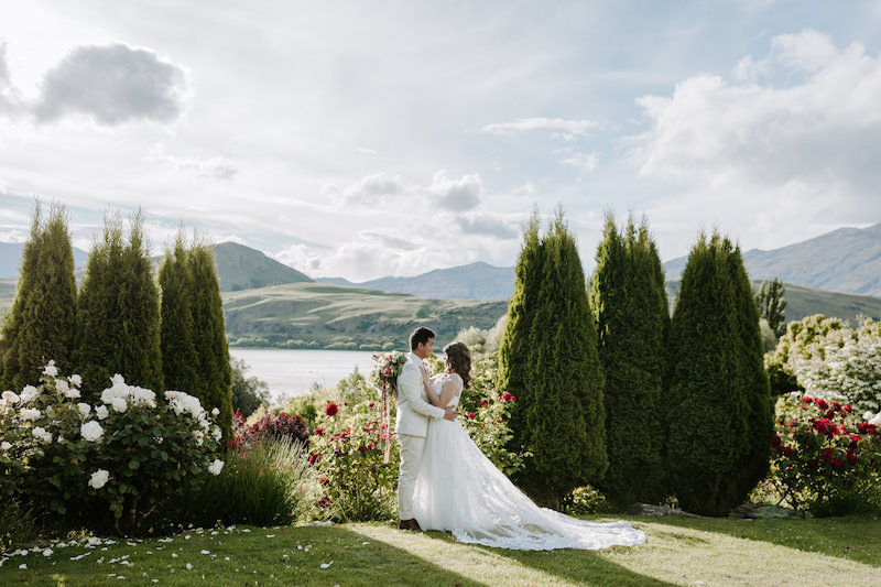 stoneridge elopement wedding