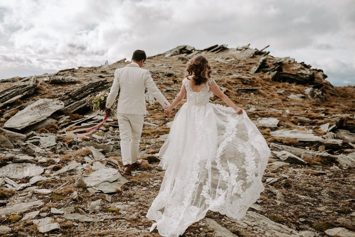 the remarkables elopement